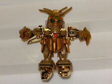"2003 Bandai  Gundam SD Superior Defender Hyper Mode Burning God Gold 4"" A"