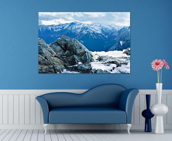 3D Der Himmel Berg 513 Fototapeten Wandbild BildTapete AJSTORE DE Lemon
