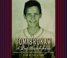 Tom Brokaw - A Long Way from Home : Growing up American Heartland Audiobook CD