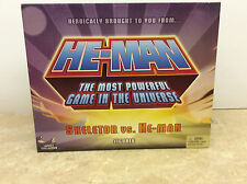 2013 Matty Mattel Motu Classics SDCC Skeletor vs. He-man Mini Figure Set! New!