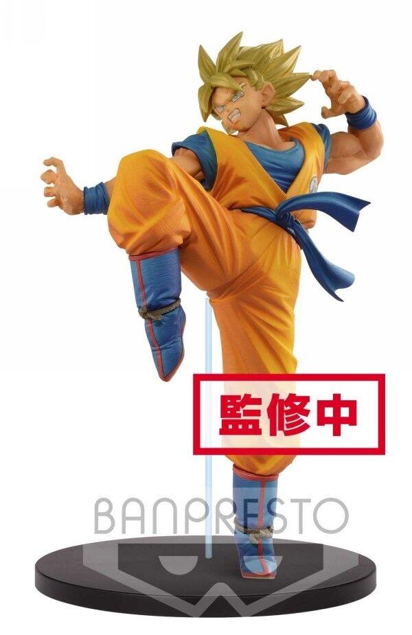 Dragonball super saiyan sohn goku fes figuren 20 cm