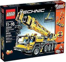 LEGO Technic Mobile Crane (8421) Very Large Kit NISB Free Shipping