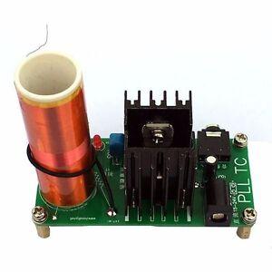 15W-Music-Tesla-Coil-Plasma-Speaker-Wireless-Electric-Power-Arc-Ignition-Module