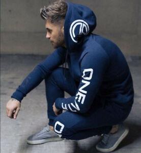 226b51b29 Image is loading Fashion-New-Men-Hoodie-Sweatshirt-Bodybuilding-Casual-Gym-