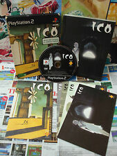 Playstation 2 PS2:ICO [TOP SONY / EDITION CARTONNEE RARE] COMPLET - Fr