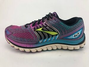 362a1334 Image is loading Brooks-Glycerin-12 -Running-Shoes-Multicolored-Cross-Fitness-