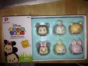 Disney Tsum Tsum Pastel Parade Limited Edition Mickey Mouse NEW