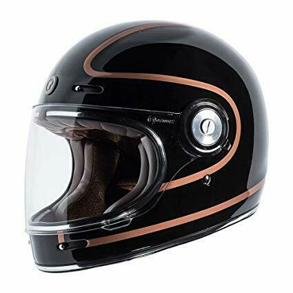 TORC T-1 Retro Full Face Motorcycle Helmet