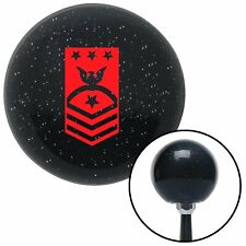American Shifter 290568 Shift Knob Green All I Do is Win Red Retro Metal Flake with M16 x 1.5 Insert