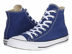 10140bdfa2c3 Converse Chuck Taylor Hi Tops Roadtrip Blue Womens Sneakers Shoes ...