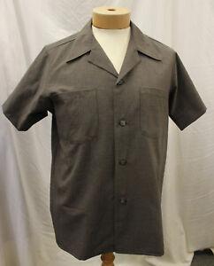Mens 1950s casual short sleeve shirt 50s RnR R/&R Rockin Mans 50s shirt