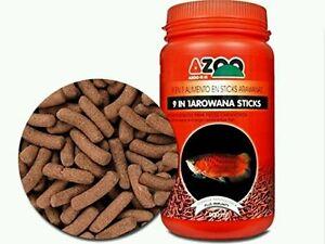 AZOO 9 in 1 Arowana Sticks (900ml | 300gms)