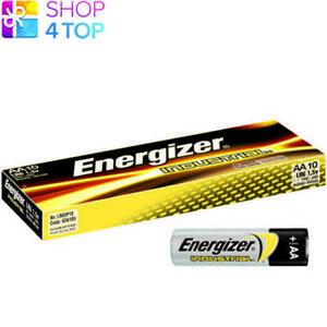 10-ENERGIZER-AA-ALKALINE-LR6-BATTERIEN-1-5V-INDUSTRIAL-MIGNON-MN1500-AM3-E91-NEU
