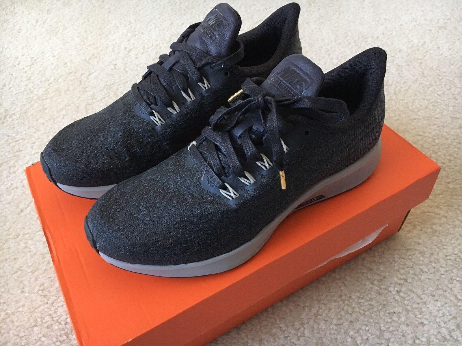 Nike Women's Air Zoom Pegasus 35 Running shoes Oil Grey gridiron Atmosphere Grey