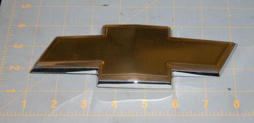 06-11 Chevrolet HHR 05-08 Uplander Rear Lift Gate Gold Bowtie Emblem NEW GM 664