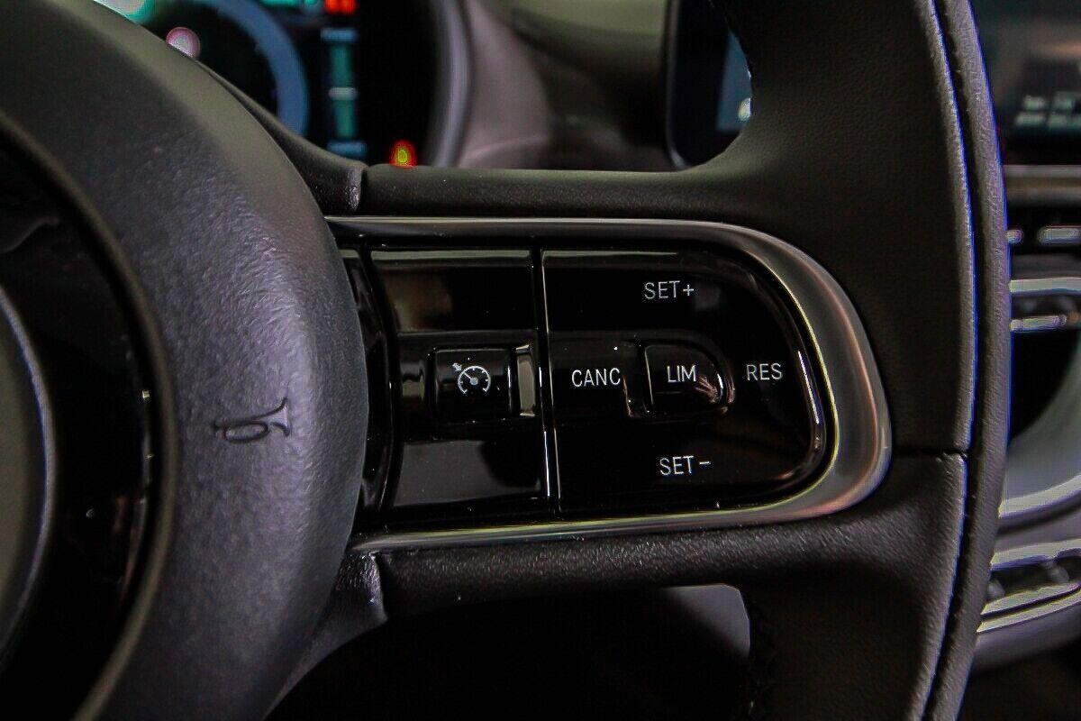 Fiat 500e 2021