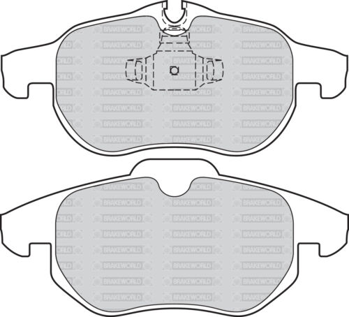 OEM SPEC FRONT REAR DISCS AND PADS FOR OPEL VECTRA 1.9 TD 2005-08