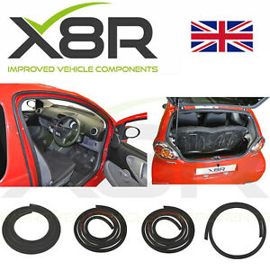 Toyota Aygo Peugeot 107 Citroen C1 3 Door Boot Tailgate Seal Leak Seals Kit Ebay
