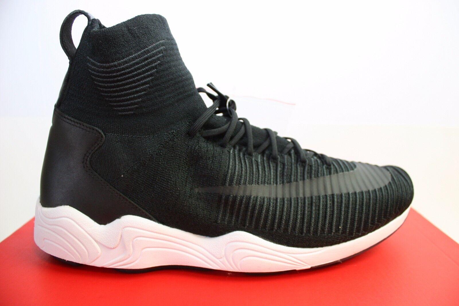NEW Nike Men's Zoom Mercurial XI FK Trainers Sneakers Shoes 844626 001 Black 11