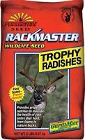 Rackmaster Trophy Radish Food Plot Seed - 5 Lbs