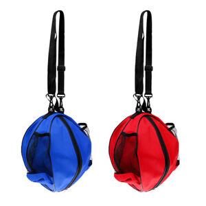 de95c1a75c39b 2pcs étanche sac de basket-ball + bandoulière réglable bleu rouge   eBay