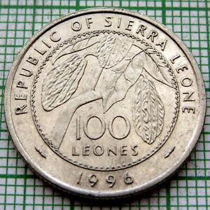 SIERRA-LEONE-1996-100-LEONES-ONE-YEAR-TYPE