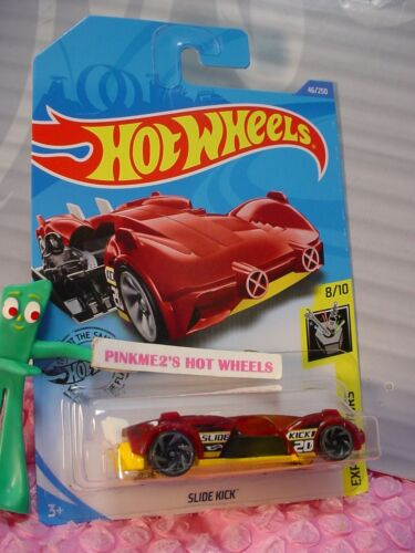 2020 i Hot Wheels SLIDE KICK #46