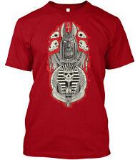 Anubis Egyptian Tee Shirt PICK Color /& Size Small thru 6XL Short /& Long Sleeve