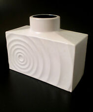 "60s Vase ""Zyklon"" Steuler Keramik ""192/15"" mid mod ceramic Zalloni annees 60"