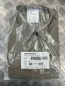 Genuine British Military Issue Shirt Stone RAF, RM & Army - Assorted - Brand New
