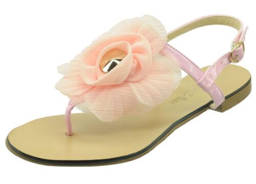 Ann Creek Women/'s /'Largo/' Pink Floral Sandals