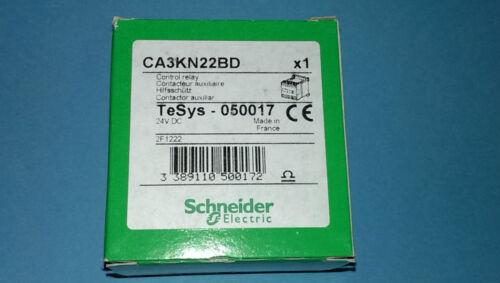 Schneider Electric CA3KN22BD  24VDC Hilfsschütz
