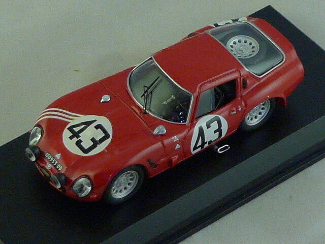 Best MODEL 9500 - Alfa Romeo TZ2  43 24H du Mans - 1965   1 43