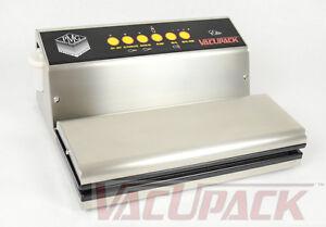 Vacupack-Elite-Vacuum-Sealer-Food-Saver-Storage-Container-SEALS-WET-BAGS