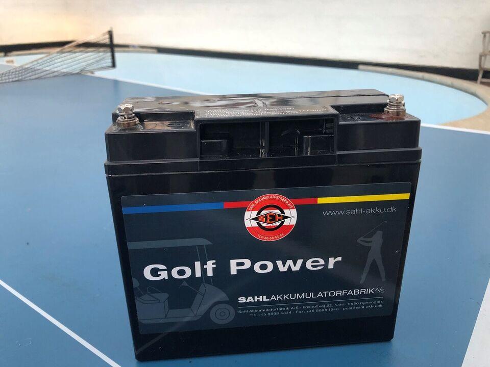 Andet golfudstyr, Golf Power / Sahl