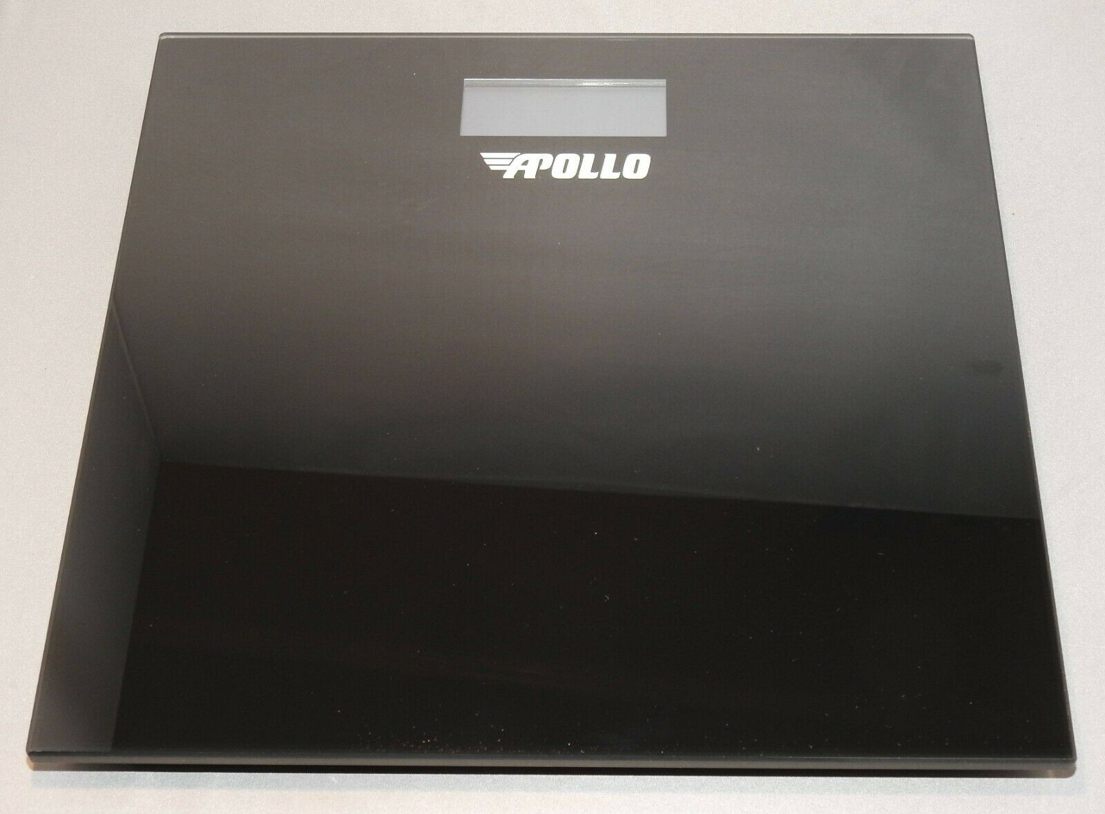 Apollo DIGITAL ELECTRONIC GLASS LCD BATHROOM Weighing Scales, 180 Kg/ 28St 5lb