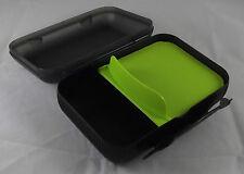 Tupperware A 136 Lunchbox Frühstücksdose Box Dose Büchse Schwarz Lime Neu OVP