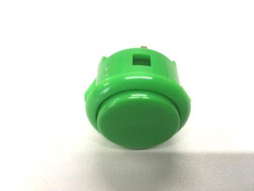Bouton Sanwa vert 30 mm borne Arcade video PRO ***