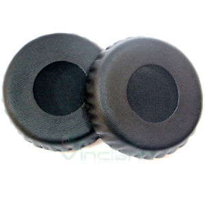2-cuscinetti-earpad-NERI-padiglioni-ricambio-per-cuffie-Sony-MDR-XB600-mdr-600