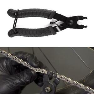 Fahrrad-Link-Zange-Kette-Schnalle-Zange-Missing-Link-Remover-Tool-schwarz