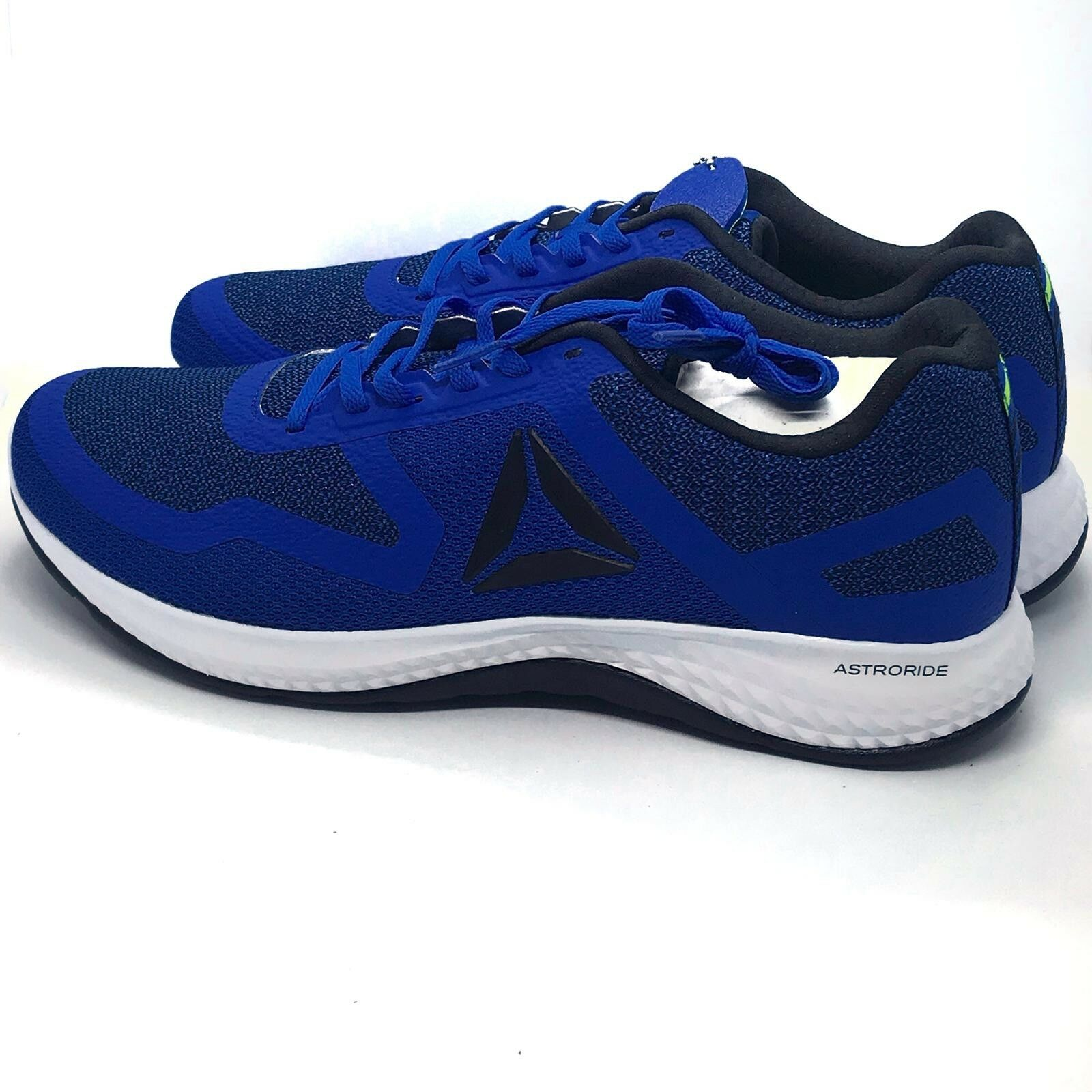 New Reebok Mens Astroride Duo bluee Running shoes Size 11