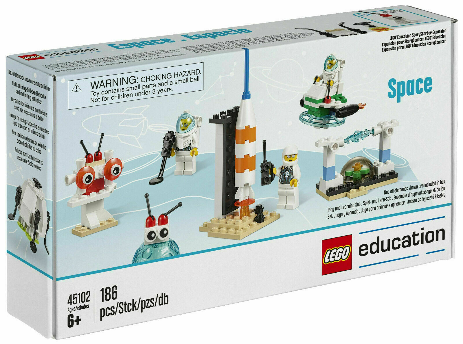 Lego Education Space Expansion Set 45102 2