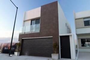Casa residencial nueva en venta en fraccionamiento Valparaíso