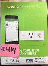 Belkin WeMo Mini Wi-Fi Plug-In Socket Controller