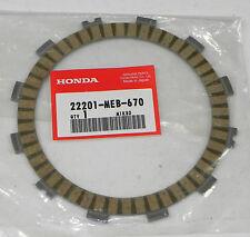 22201-MEB-670 Honda Clutch Friction Disk for CRF450 TRX450 TRX700XX 2002-2013