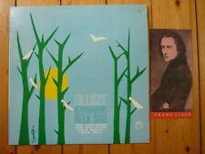 Liszt: pianoforte sera Bela Siki LP