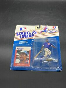 1988 Starting Lineup Leon Durham - Chicago Cubs Rookie - Lot1743