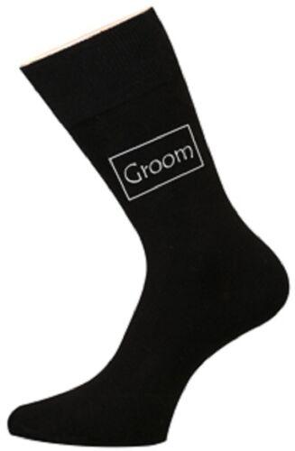 Wedding Party Socks Groom Best Man Usher