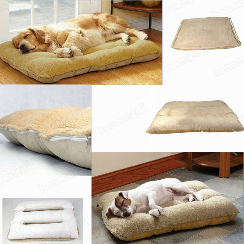 Breathable Cat Dog Bed Rest Blanket Nest Winter Cushion Soft Warm Pet Sleep Mat