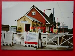 PHOTO  ELSENHAM RAILWAY STATION 25994 - <span itemprop=availableAtOrFrom>Tadley, United Kingdom</span> - Full Refund less postage if not 100% satified Most purchases from business sellers are protected by the Consumer Contract Regulations 2013 which give you the right to cancel the purchase w - Tadley, United Kingdom